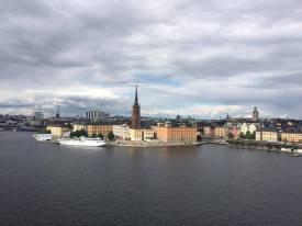 Punkty widokowe w Sztokholmie