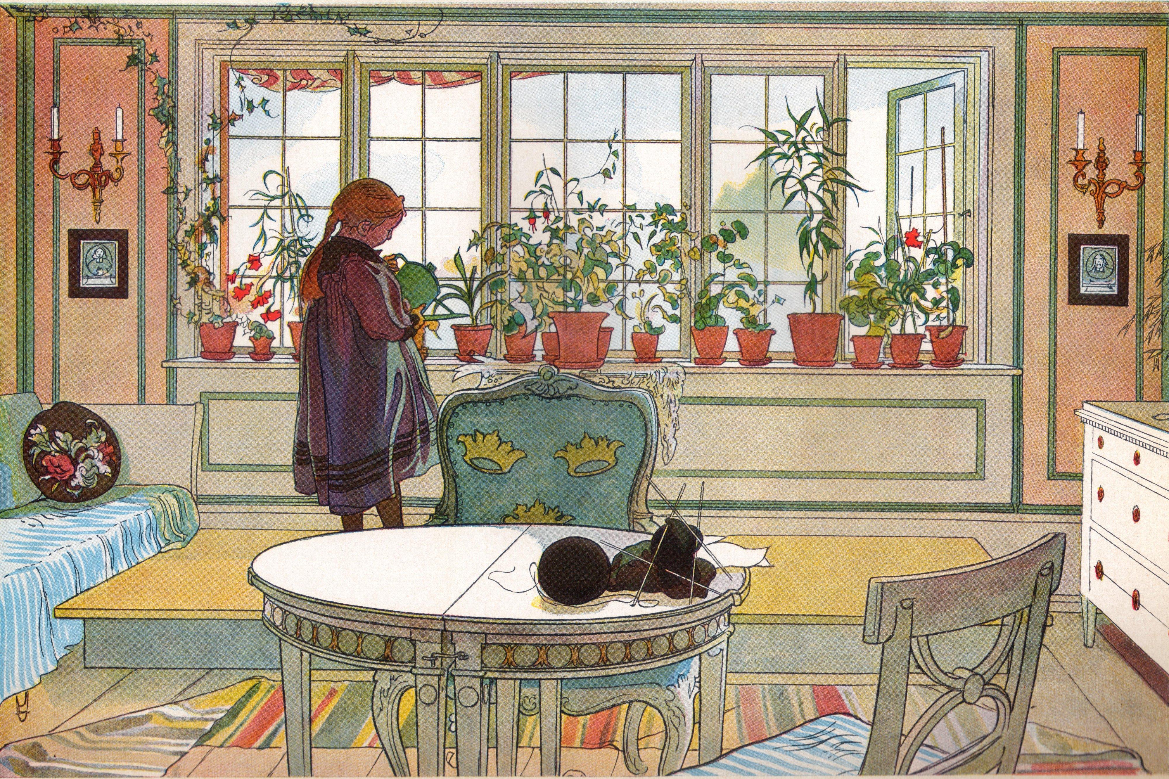 blomsterfo%cc%88nstret_av_carl_larsson_1894