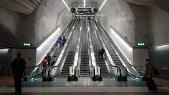 Nowa stacja centrala w Sztokholmie