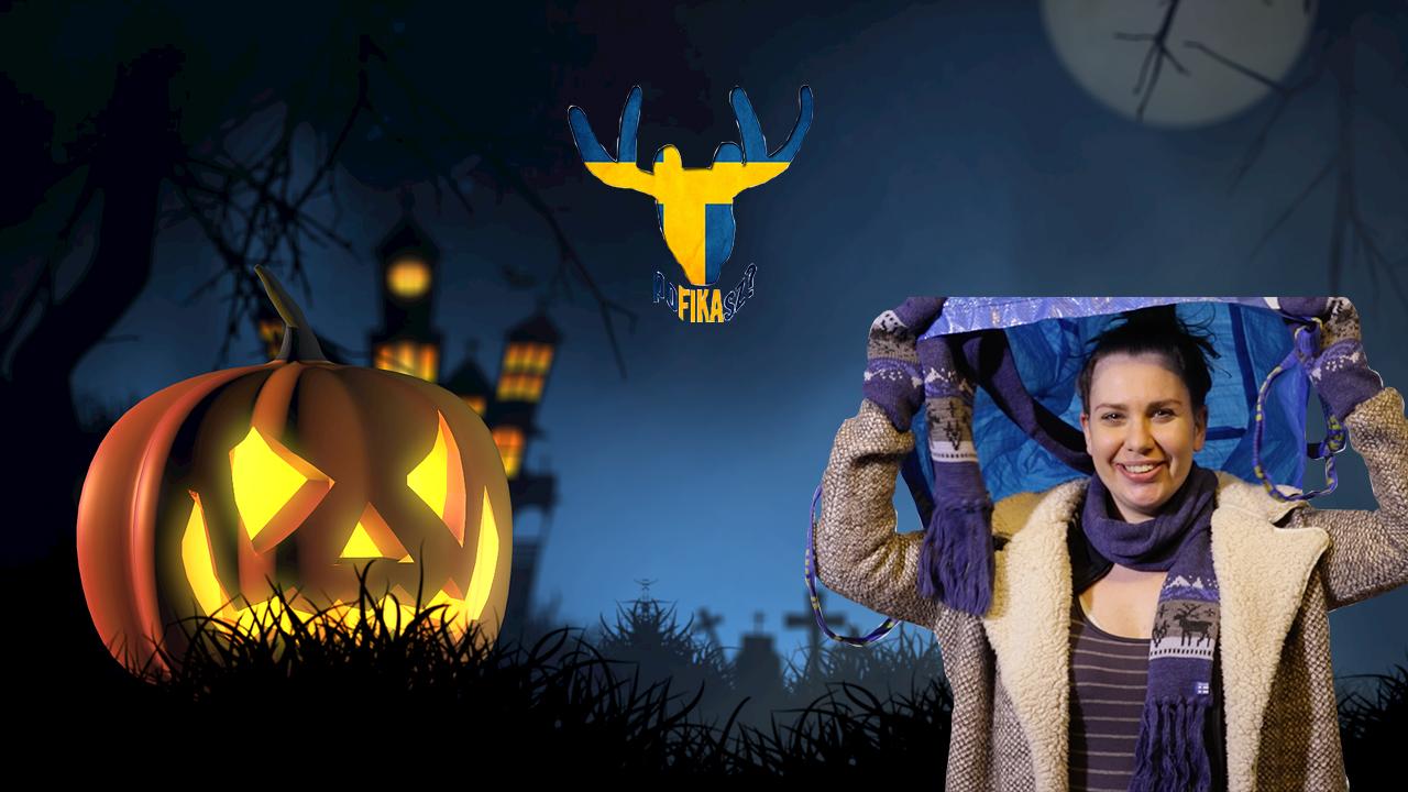 Halloween w Szwecji