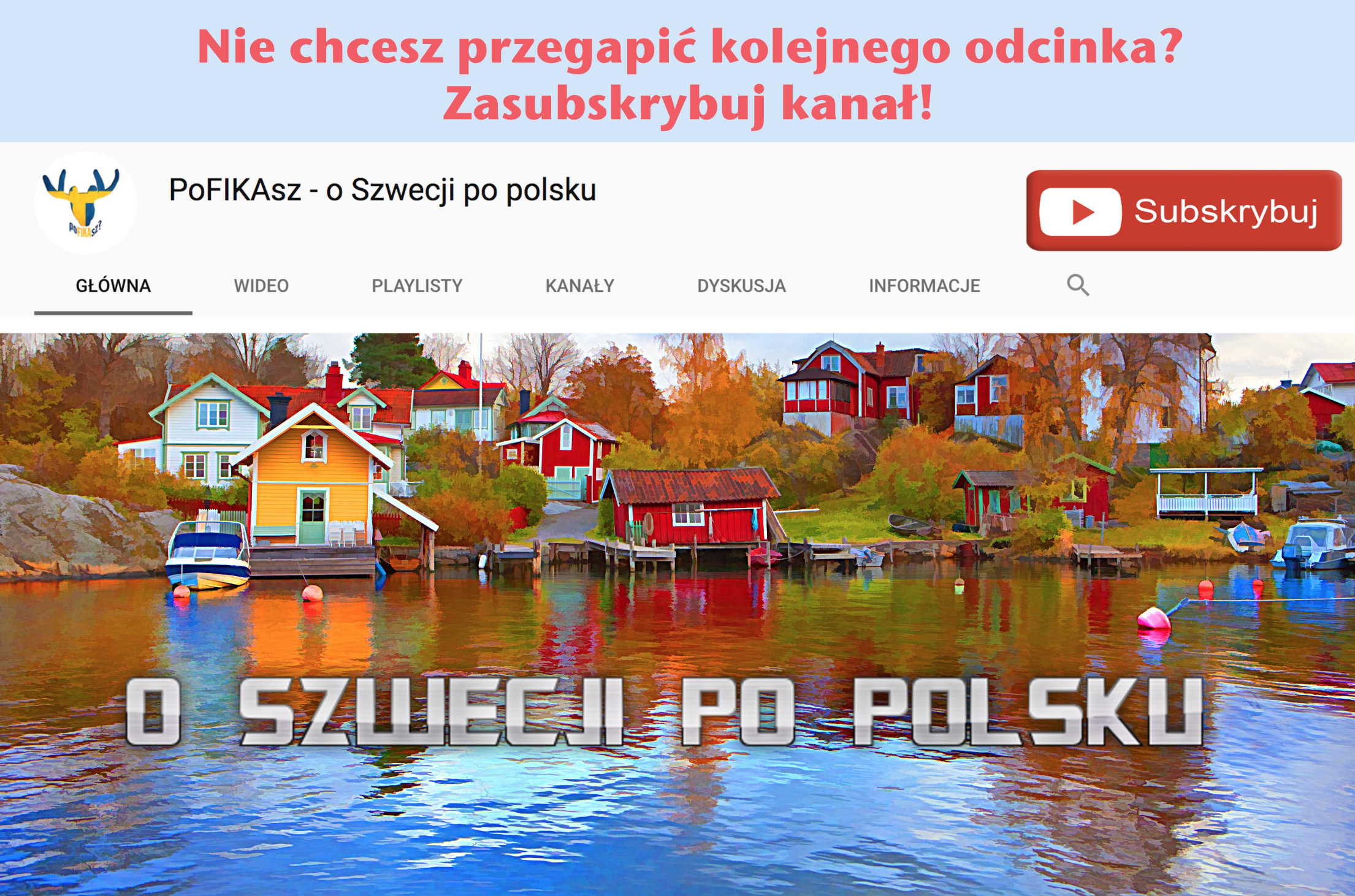 YouTube Pofikasz
